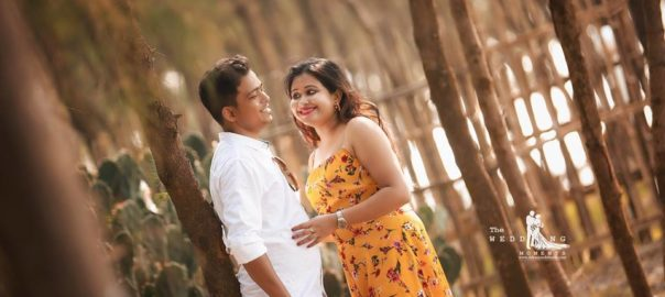 Pre Wedding Shoot By Debanjan Debnath